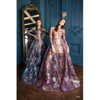 2021 Rochie seara Luxury 2205