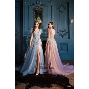 2021 Rochie seara Luxury 2206