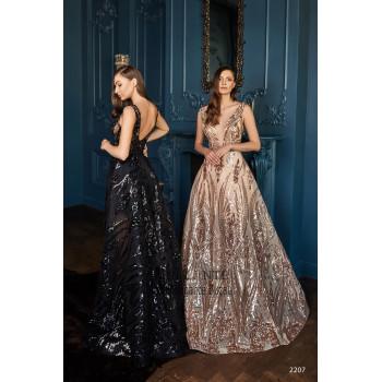 2021 Rochie seara Luxury 2207