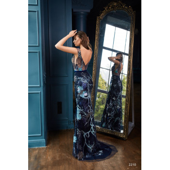 2021 Rochie seara Luxury 2210