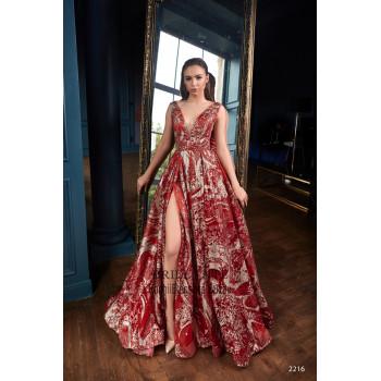 2021 Rochie seara Luxury 2216