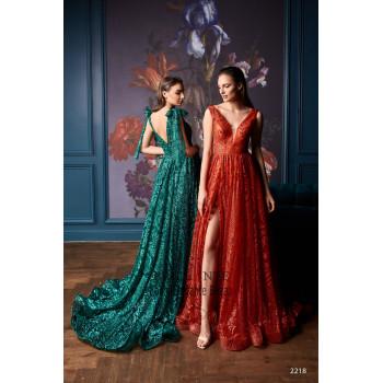 2021 Rochie seara Luxury 2218