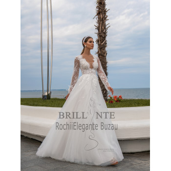 2021 Rochie mireasa Luxury 179